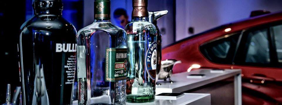 gin tasting Miraeus