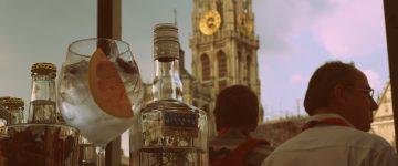 perfecte gin tonic serveren